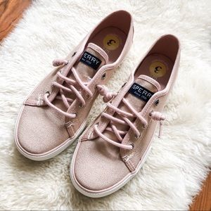🍂 Rose Gold Seacoast Sperry's 🍂
